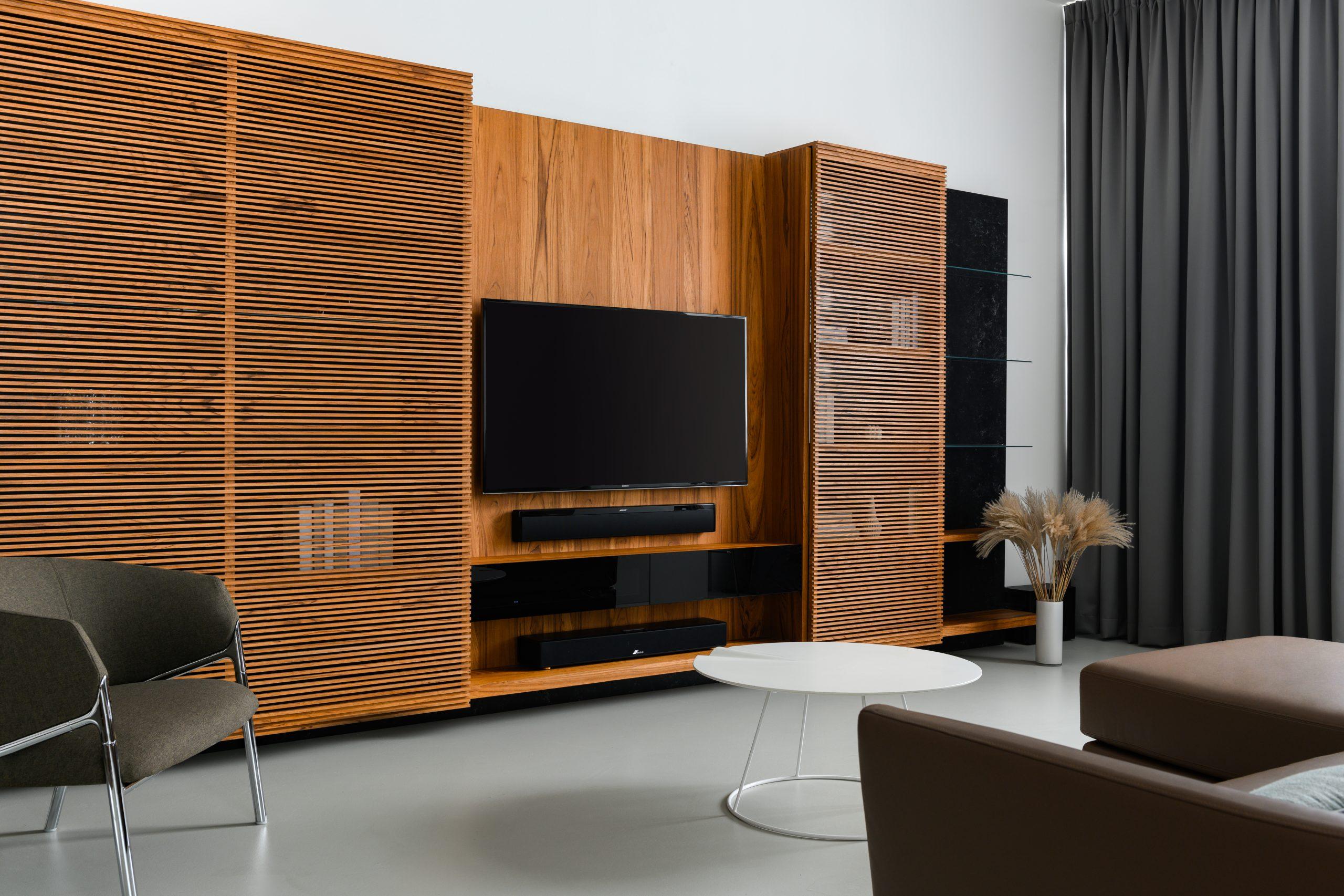 4plus8 Showroom - Living Room