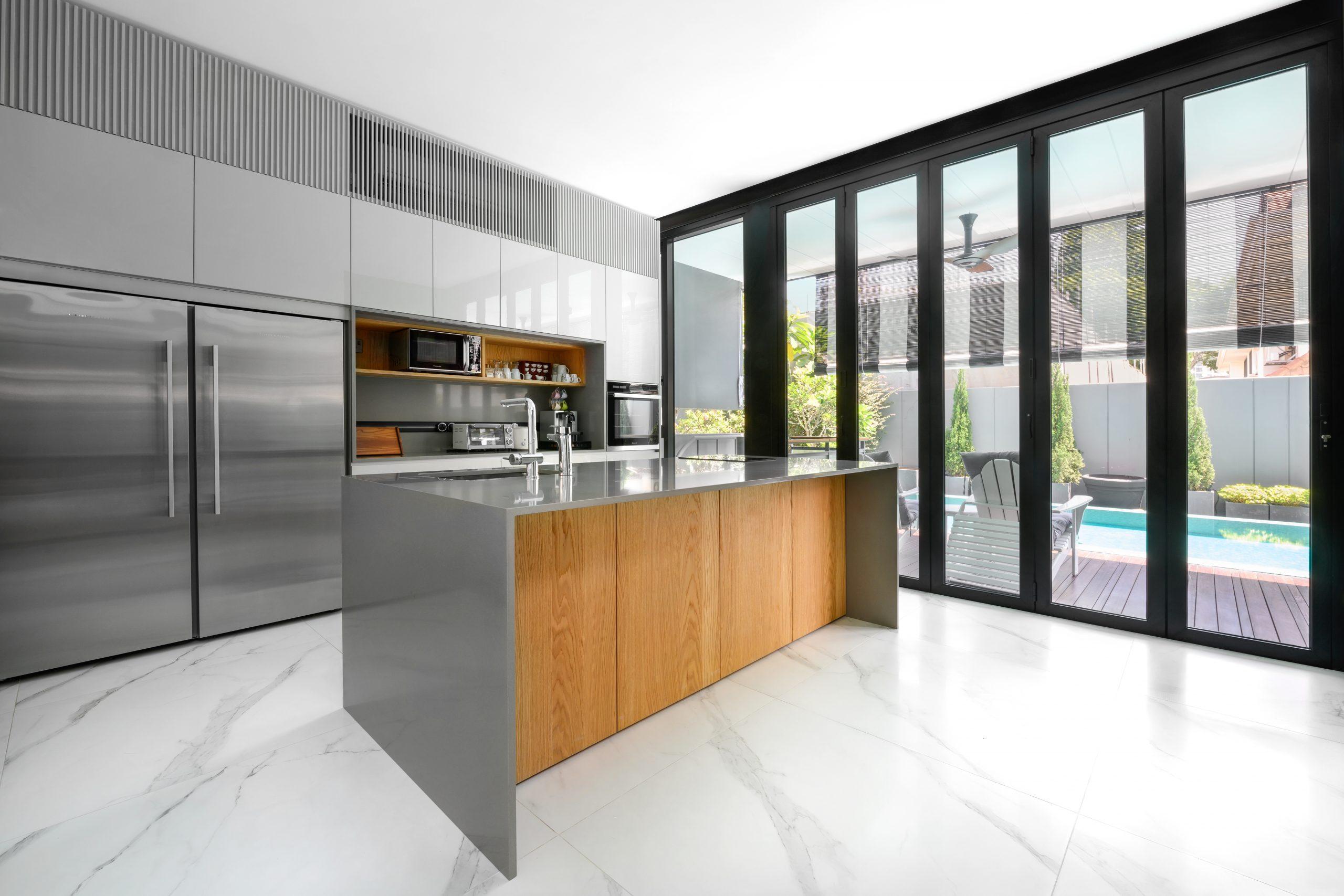 Mayfield Drive Kitchen